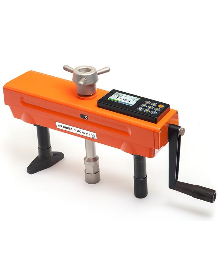 Оникс ОС-1. Измеритель прочности бетона (отрыв со скалыванием)