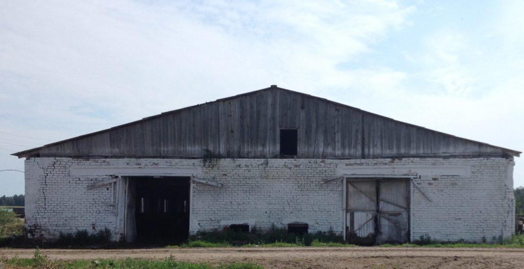 Здания сельскохозяйственного назначения