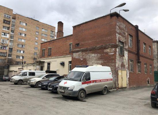 Здания «Центральная городская больница №3»