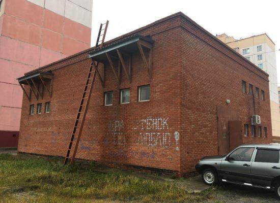 Производственные здания, г.Лянтор