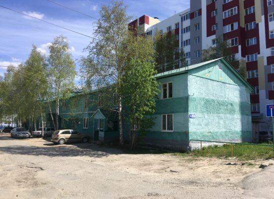 140 Многоквартирных жилых домов