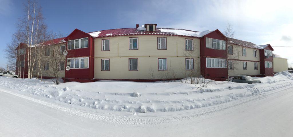 5 Многоквартирных жилых домов