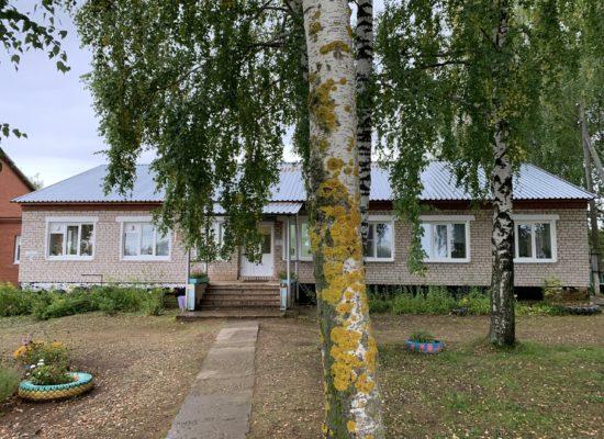 Здание сельской врачебной амбулатории в с. Бабка, Пермского края