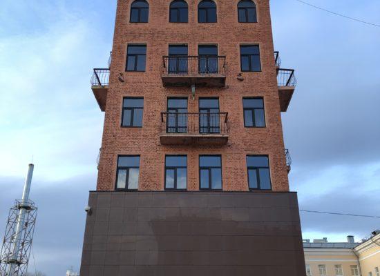 Здание пожарной вышки, расположенное по адресу: Свердловская область, г. Екатеринбург