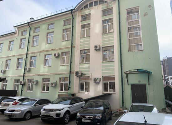 Административное здание, расположенное по адресу: Ставропольский край, г. Ставрополь