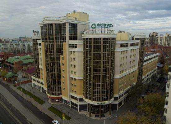 Здание «Делового дома «Филитцъ», г. Екатеринбург