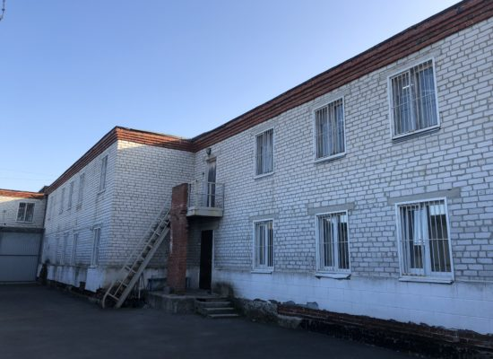 Здание «Свердловская областная клиническая  психиатрическая больница»