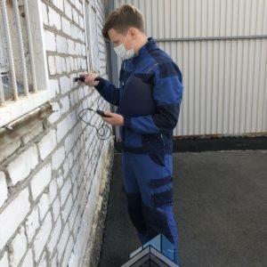 обследование здания больницы