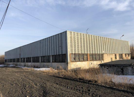 Конструкции покрытия (фермы, прогоны, кровля) здания  УОСПК Асбестовского почтамта